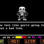Bad Time Simulator (UNDERTALE)