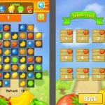 Fruits match 3 full + levels for Sale