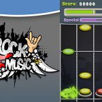 Rock Music (Guitar Hero Style)