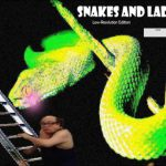 Snakes & Ladders: Low Res. Edition